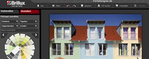 Fassadengestaltung online planen